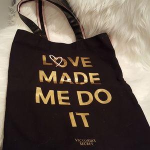 Victoria's Secret carry bag